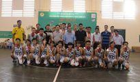 Bóng rổ Hà Nội gây bất ngờ ở Hội khỏe Phù Đổng toàn quốc 2016