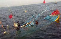 Tàu chở hàng gần 3.000 tấn đâm chìm tàu cá ngư dân
