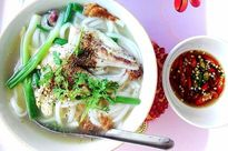 'Khúc biến tấu' bánh canh cá dầm Phan Rang