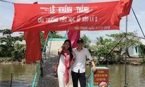Loạt sao Việt lên tiếng bênh vực vợ chồng Thủy Tiên - Công Vinh khi xây cầu từ thiện