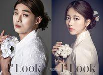 Không thể chịu nổi độ 'lầy' của danh hài SNL Hàn Quốc khi 'nhái' Suzy, Tiffany trên tạp chí