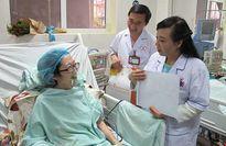Thiếu úy công an từ chối chữa bệnh ung thư để cứu con đã qua đời