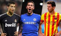 Pedro: Hazard sẽ đạt đến đẳng cấp của Messi