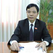 Tóm tắt tiểu sử Bộ trưởng Bộ NN-PTNT Nguyễn Xuân Cường