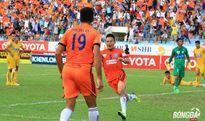 Vòng 18 V-League 2016: Nóng cuộc chiến trên đỉnh và dưới đáy