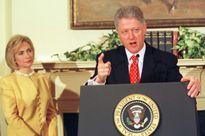 Ảnh cực độc về vợ chồng Hillary - Bill Clinton theo năm tháng