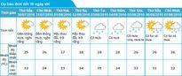 Áp thấp nhiệt đới có thể mạnh lên thành bão, hướng về Biển Đông