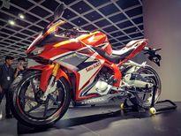 Honda CBR250RR 2016 giá 106 triệu đồng vừa ra mắt có gì đặc biệt?