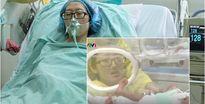 Clip ghi lại khoảnh khắc mẹ ung thư gặp con lần đầu và lần cuối