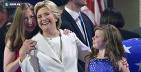 Hillary: 'Tôi sẽ trở thành Tổng thống của toàn thể người Mỹ'