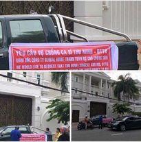 Thu Minh 'phản pháo' sau tin đồn vợ chồng cô trốn nợ