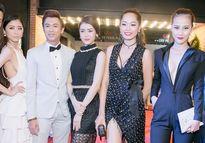 Hồ Việt Trung bảnh bao bên dàn mỹ nhân ra mắt phim đầu tay