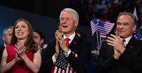 Bài diễn văn lịch sử của bà Hillary Clinton kêu gọi nước Mỹ đoàn kết