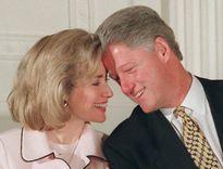 Bill Clinton và Hillary, những khoảnh khắc cực hiếm bên nhau được ghi lại