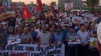 Hàng nghìn người Thổ Nhĩ Kỳ biểu tình đòi đóng cửa căn cứ quân sự Mỹ