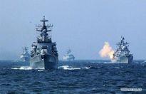 Báo Nhật nói ý đồ Nga trong tập trận chung Trung Quốc