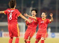 ĐT nữ Việt Nam vs ĐT nữ Thái Lan (2-0): Bản lĩnh cô gái Việt