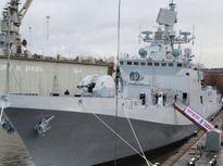 Nga đàm phán bàn giao 3 tàu hộ tống tên lửa mới cho Ấn Độ