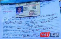 Quảng Nam: Cảnh báo tình trạng tài xế xe khách sử dụng bằng lái giả