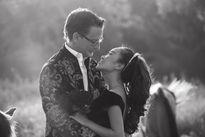 Ảnh cưới chụp với ngựa của Đoan Trang cách đây 4 năm