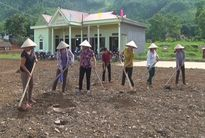 Phụ nữ đi đầu các phong trào xây dựng quê hương