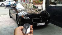 """""""Thiếu gia"""" Minh Nhựa tậu xế sang Maserati 6,5 tỷ đồng"""