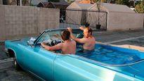 Những bể bơi làm từ ôtô giải nhiệt mùa hè