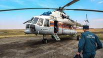 Rơi máy bay ở Nga, 3 người chết