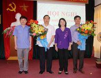 MTTQ tỉnh Ninh Bình có Chủ tịch mới