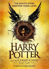 NXB Trẻ công bố sở hữu bản quyền tiếng Việt Harry Potter phần 8