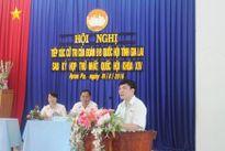 Chủ tịch Tổng LĐLĐVN tiếp xúc cử tri tỉnh Gia Lai: Sẽ kiến nghị Quốc hội giải quyết các vấn đề của cử tri