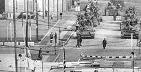 Bức tường Berlin (Đức): Căng như dây đàn, nguy cơ chiến tranh!