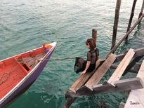Hè vắng trên đảo ngọc bình yên Koh Rong Samloem