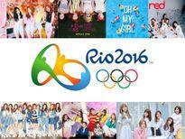 Kpop tháng 8 thở phào trước Olympic 2016