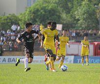Trực tiếp Long An vs SLNA vòng 19 V.League 2016