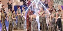 6 pha 'dở khóc dở cười' tại chung kết cuộc thi hoa hậu