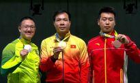 Hoàng Xuân Vinh đạt huy chương vàng Olympic từng 2 lần mồ côi mẹ