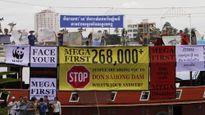 Trung Quốc giúp Lào xây đập Don Sahong, dân Campuchia bức xúc