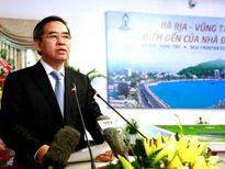 Ông Nguyễn Văn Bình: Bà Rịa – Vũng Tàu cần ưu tiên phát triển du lịch và cảng biển
