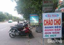 Nhếch nhác trên đường Hoàng Văn Thái