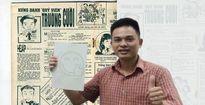 Bí mật giờ mới kể của 'gã trai làng' viết văn trên Hoa học trò