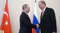 Nga -Thổ bắt tay, lệnh trừng phạt của NATO nhạt nhòa