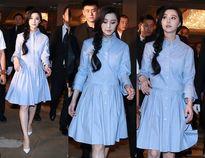 Phạm Băng Băng được khen trẻ trung - Yoona khoe vẻ đẹp cá tính
