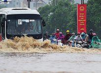 Thời tiết ngày 14/8: Mưa lớn gây nguy cơ lũ quét, lở đất ở Bắc Bộ