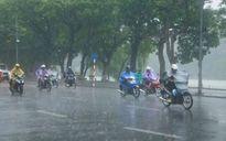 Ngày 14/8: Bắc Bộ và Thanh Hóa mưa lớn, nguy cơ lũ quét cao