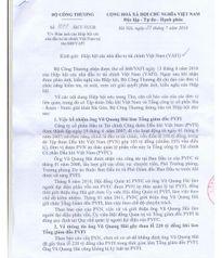 Bộ Công thương nhận sai sót trong bổ nhiệm ông Vũ Quang Hải làm KSV
