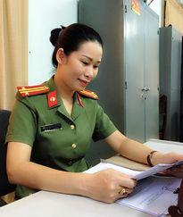 Nữ trung tá Công an và kỷ niệm nữ sinh đầu tiên đỗ đại học An ninh