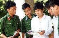 Công bố điểm chuẩn các trường quân đội 2016 trước ngày 18/8