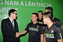 Herbalife tài trợ dinh dưỡng cho thể thao Việt Nam: Quả ngọt sau hành trình 5 năm!