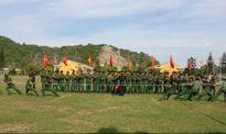 Sư đoàn 324 (Quân khu 4): Huấn luyện giỏi, sẵn sàng chiến đấu cao